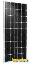 Pannello solare fotovoltaico 100 Watt Mono