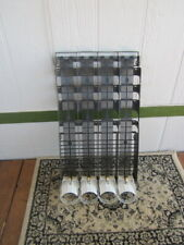 Eco Trac Spring-Feed 4 Lane Organizer for 16/20oz Beverages