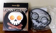Skull Egg Corral FunnySide Up Silicone Shape Genuine Fred w/Box     !!MUST SEE!!