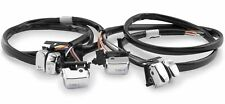 TWIN POWER CHROME H/BAR SWITCH KIT '07 370199 ELECTRICAL WIRING