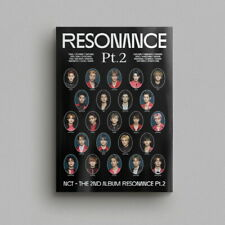 NCT - The 2nd Album RESONANCE Pt.2 [Arrival ver.] CD+Free Gift+Tracking no.