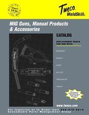 Tweco replacement mig gun liner #1 & #2 .023 - .045