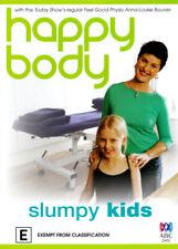 Happy Body: Slumpy Kids * NEW DVD * (Region 4 Australia)