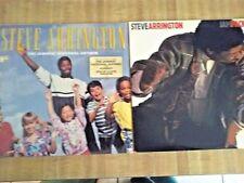 """""""The Jammin' National Anthem"""" & """"Jam Packed"""" Steve Arrington 12"""" LP Vinyls"""