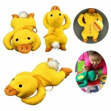Cartoon Animal Baby Feeding Bottle Plush Pouch Covers Nursing Warm Holders Case