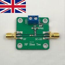 Bias Tee Wideband 10-6000 MHz 6GHz for HAM radio RTL SDR LNA Low Noise Amplifier