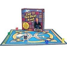 Can You Beat Ken? Board Gamenew Jeopardy Boardgame New a2