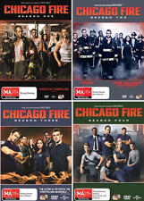 Chicago Fire COMPLETE Season 1 2 3 4 : NEW DVD