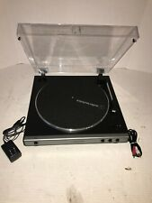 Audio Technical Turntable AT-LP60