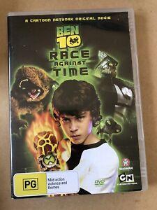 Ben 10 - Race Against Time (DVD, 2008)