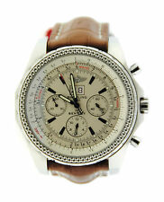 Breitling Bentley 6.75 Chronograph Stainless Steel Watch A4436212