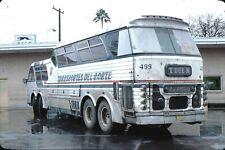 Transportes De Norte Sultana Tm 40 Bus Kodachrome original Kodak Slide