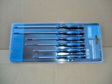 DRAPER 6 PCE EXTRA LONG PRECISION SCREWDRIVER SET