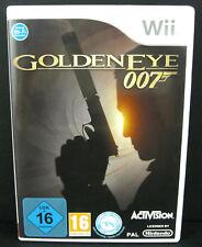 Golden Eye 007 für Nintendo Wii in OVP mit Anl. (deutsch) - TOP Zustand!
