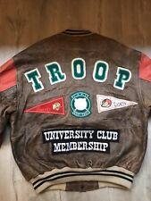 🌎⬅️Troop University Jacket Vintage Size L➡️🌎
