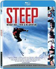 Steep (Blu-ray Disc, 2008) extreme sports skiing! FREE USA SHIPPING