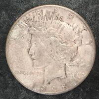 1928-S Peace Silver Dollar - High Quality Scans #E181