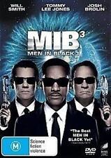 MEN IN BLACK (MIB) 3 Will Smith, Tommy Lee Jones, Josh Brolin DVD NEW