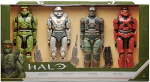 HALO Set UNSC 4 Pack