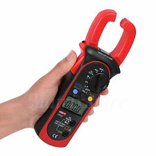 Digital Multimeter Handheld Clamp Meter Tester Measure Volt Amp
