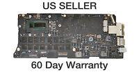 """Apple Macbook Pro 13"""" A1502 Late 2013 Logic Board w/ i5-4258U 2.4Gh CPU 661-8145"""