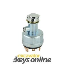 Caterpillar Ignition Switch Part Number 7Y-3918