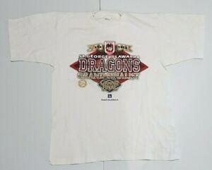 NRL St George Dragons 1999 Grand Final T-Shirt Size M