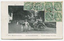 Montsoult. La Villa Béthanie. Le petit équipage des colons. 1926