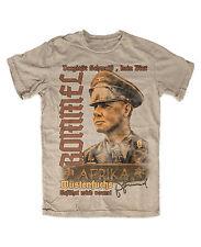 Erwin Rommel M4 T-Shirt Deutsches Afrikakorps Wüstenfuchs Afrika WW2 Deutschland