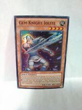Yu-Gi-Oh Gem Knight Iolite Holo Rare Ha06-en032