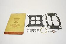 NOS 1959 Mercury 430CI V8 Carburetor Overhaul Rebuild Gasket Kit 59MK-9502-B