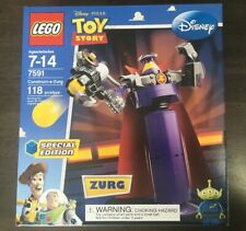 LEGO 7591 Disney Pixar Toy Story CONSTRUCT-A-ZURG New Sealed Retired