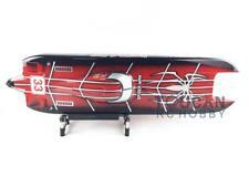 Dt E51 Rc Electric Racing Boat 100km/h Pnp Model w/ Dual-motors 120A Esc