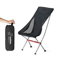 Naturehike Ultralight Camping Chair Aluminiumlegierung Klapp Angeln Strandstühle