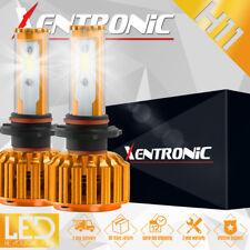 XENTRONIC H11/H8/H9 LED Headlight 488W 48800LM Car White Beam 6500K Fog Bulb Kit
