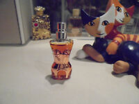 Parfüm Miniatur Kupferkorsett von Jean Paul Gaultier 3,5ml Parfum Rarität
