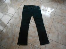 H7968 Lee Lynn     Jeans W29 L32 Schwarz Unifarben Sehr gut