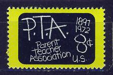 ESTADOS UNIDOS/USA 1972 MNH SC.1463 Parent Teacher Assoc.