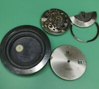 Vintage Tissot Sideral UFO Watch Cal 784-2 For Parts (In Pieces) (N100)