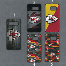 Kansas City Chiefs Phone Case For Samsung Galaxy S20 S10 S9 S8 Note 10 9 Cover