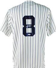 Yankees Yogi Berra Authentic Signed Majestic Jersey Autographed PSA/DNA