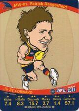 2011 Teamcoach Magic Wild-01 Patrick Dangerfield Adelaide