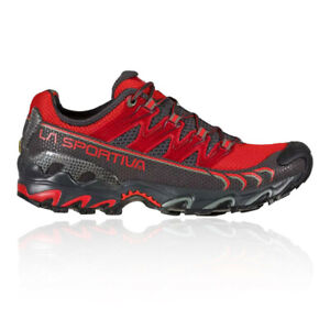 La Sportiva Mens Ultra Raptor Trail Running Shoes Trainers Sneakers Red Sports