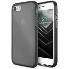 X-Doria Defense Clear Tough Rear Case Cover for Apple iPhone SE 2020 - Black