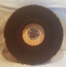"""Nos Zimco Replacement Scrub Brush with Plate for Pullman Holt 24"""" Quantity 1"""