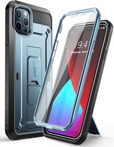 New iPhone 12 Pro Max 2020 Armor Case Apple Kickstand Full Body Protective Cover