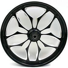 "Harley Davidson Road Glide 26"" Inch Custom Wheel ""Thrasher"" Harley Wheels"