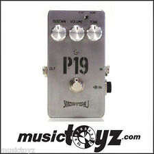 Skreddy P19 Fuzz Overdrive Guitar Pedal - NEW/Auth - FREE Ship and Gift