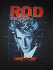 Vintage Concert T-Shirt ROD STEWART 84 NEVER WORN NEVER WASHED