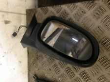 2002 W168 MERCEDES BENZ A140 DRIVERS WING MIRROR BLACK ELECTRIC